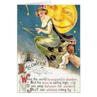 All Halloween Greeting Card