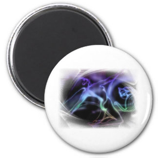 all hallows eve 2 inch round magnet