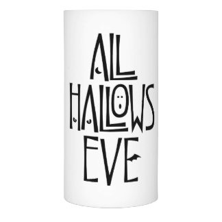 """All Hallows Eve 6"""" LED Candle"""