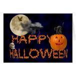 All Hallows Eve Card