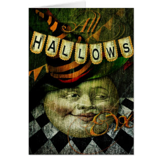 All Hallows Eve Greeting Cards