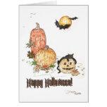 All Hallows Eve Cards