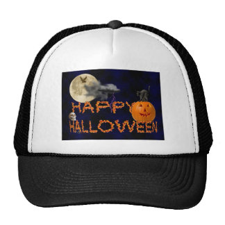 All Hallows Eve Hat