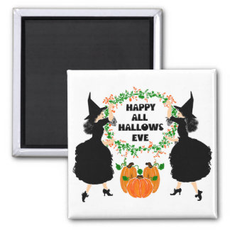All Hallows Eve Magnet! Magnet