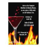 "All Hallows Eve Party Invitaton 5"" X 7"" Invitation Card"
