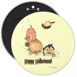 All Hallows Eve Pinback Button