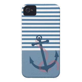 All Hands on Deck! Girly Retro iPhone 4 Case