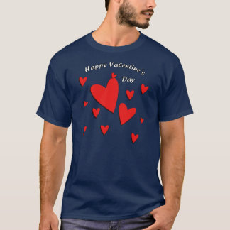All Happy Red Hearts T-Shirt