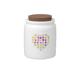 All Heart Candy / Cookie Jar Candy Jars
