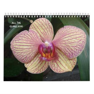 All HIS glory...2010 Calendar
