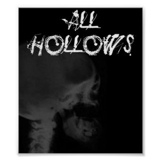 All Hollows Poster