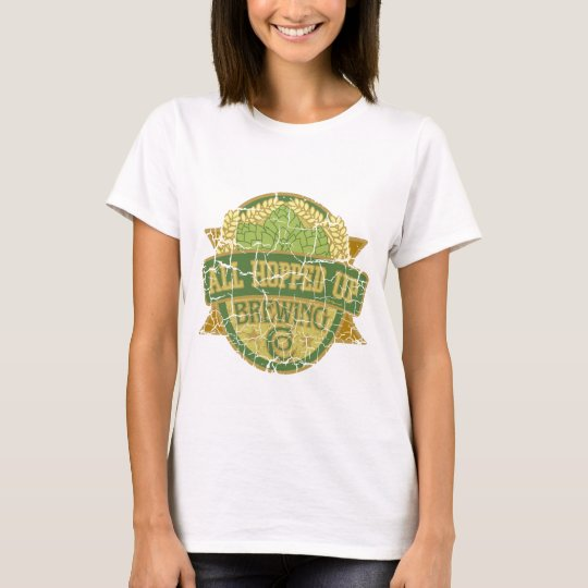 All Hopped Up Brewing Co. T-Shirt