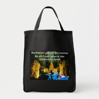 All I can offer Grocery Tote Bag