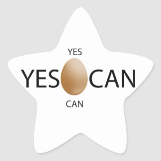 All i CAN what Star Sticker