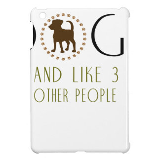 ALL i CARE a bout is and like 3 other people iPad Mini Covers