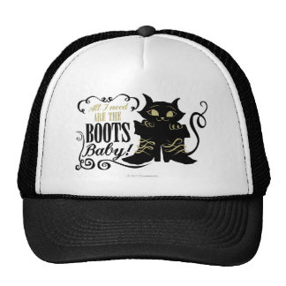All I Need Are The Boots, Baby Trucker Hats