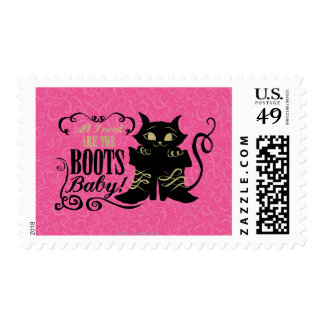 All I Need Are The Boots, Baby Postage Stamp