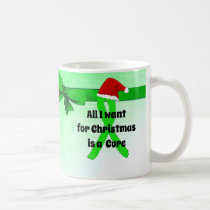 All I want for Chirstmas is a Cure Lyme Cup