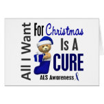 All I Want For Christmas ALS Cards