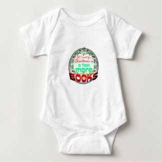All I want for Christmas Baby Bodysuit