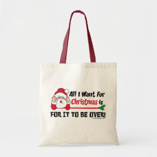All I want for Christmas Bags