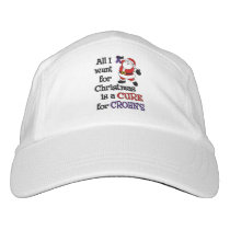 All I Want For Christmas...Crohn's Hat