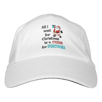 All I Want For Christmas...Dysautonomia Headsweats Hat