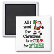 All I Want For Christmas...Gastroparesis Magnet