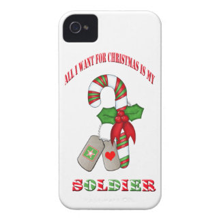 All I Want For Christmas Is My Soldier Blackberry Blackberry Bold Cover