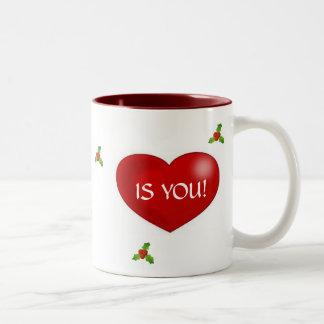 All I Want For Christmas Is You Mug
