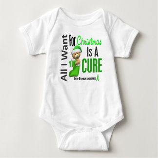 All I Want For Christmas Lyme Disease T Shirts