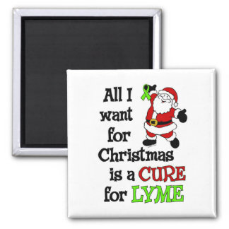 All I Want For Christmas...Lyme Magnet