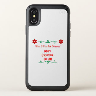 All I want For Christmas More Essential Oils Case