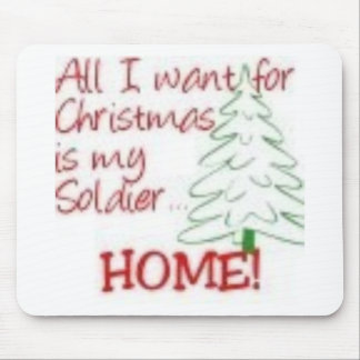 All I want for Christmas... Mouse Pad