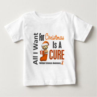All I Want For Christmas Multiple Sclerosis Shirt