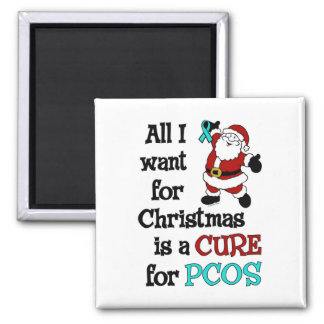 All I Want For Christmas...PCOS Magnet