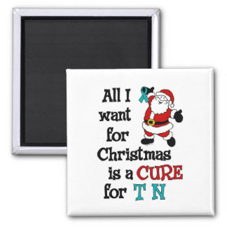 All I Want For Christmas...TN Magnet
