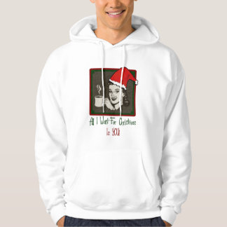 All I Want For Christmas Women's Sweatshirt