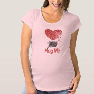 All I Want is a Hug Print Porcupine Art t-shirt