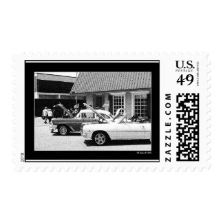 All in a Row Postage