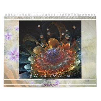All in Blooming Calendar 2015