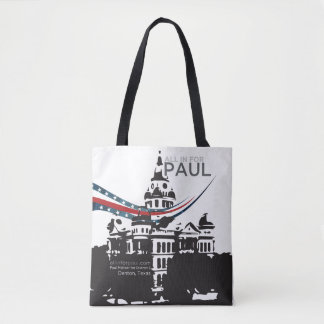 All in for Paul - Tote bag