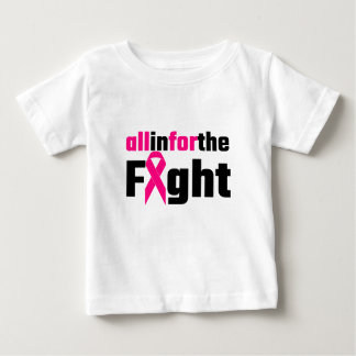 All In For The Fight Baby T-Shirt