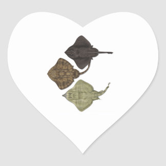 ALL IN FORMATION HEART STICKER
