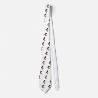 ALL IN FORMATION NECK TIE