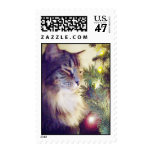 All In Lights Postage Stamp
