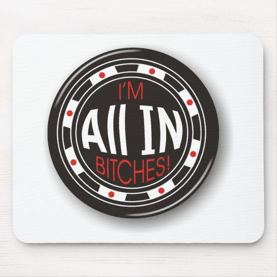 All In Mouse Pad
