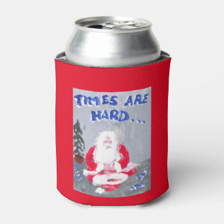 ALL-IN-ONE CHRISTMAS CARD GIFT Can Cooler
