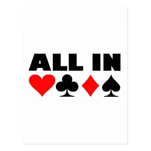 Geo all in3 poker