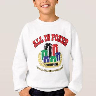All In Poker Sweatshirt